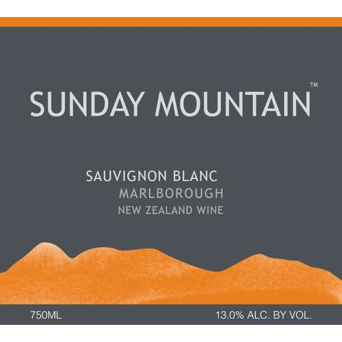 Sunday Mountain Sauvignon Blanc