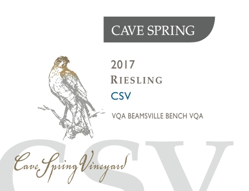 Cave Spring Riesling \'CSV\' 2017